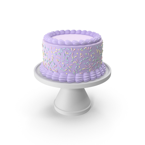Purple Cake PNG & PSD Images
