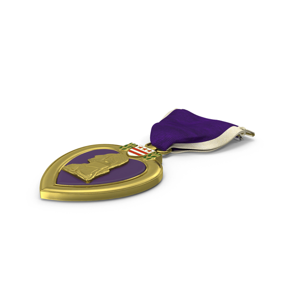 Purple Heart Object