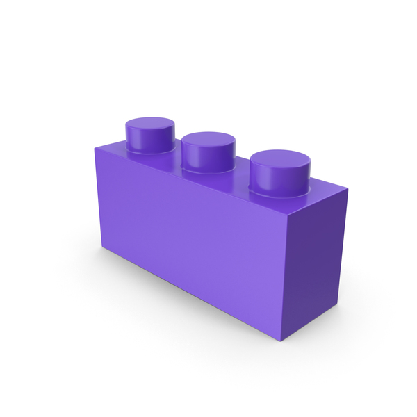 Purple Lego PNG & PSD Images