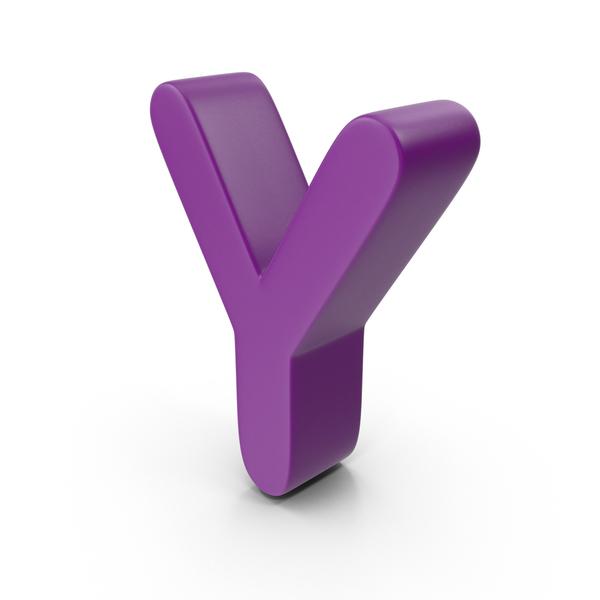Purple Letter Y PNG & PSD Images