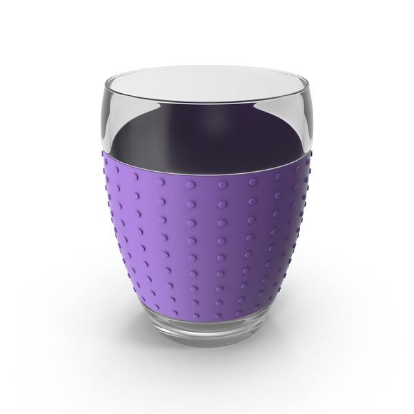 Purple Pavina Cup PNG & PSD Images