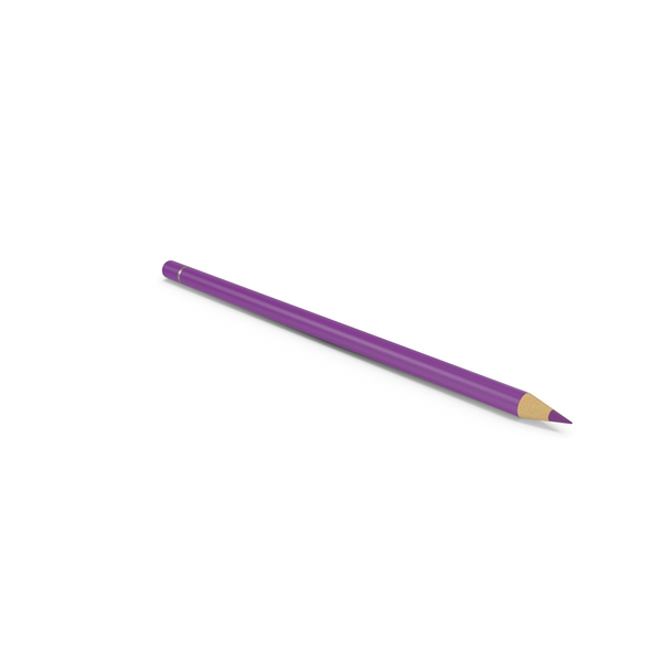 Purple Pencil PNG & PSD Images