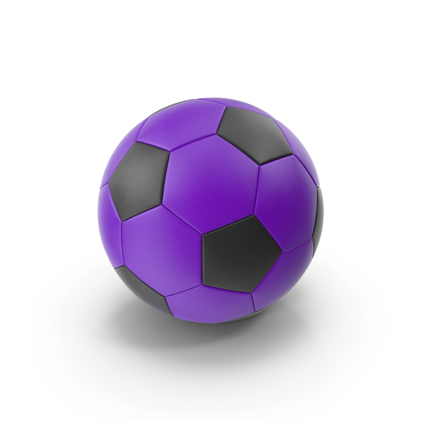 Purple Soccer Ball PNG & PSD Images