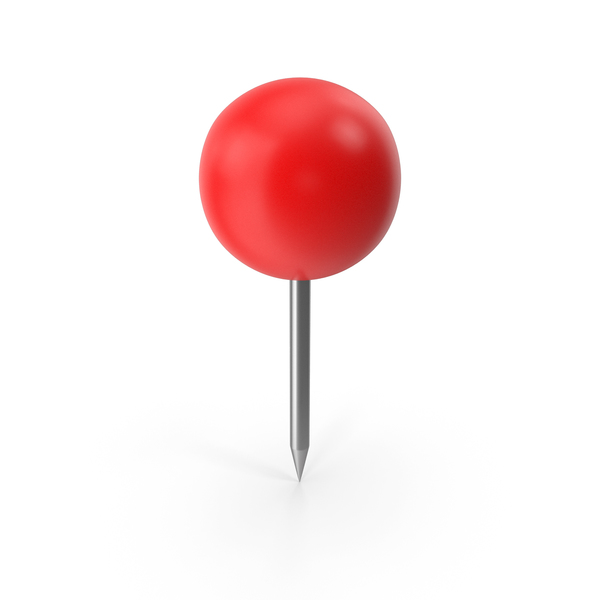 Push Pin Sphere PNG & PSD Images