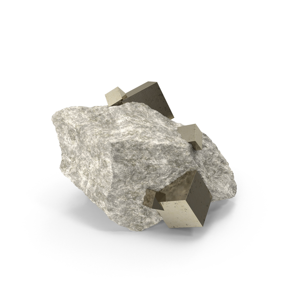 Pyrite PNG & PSD Images