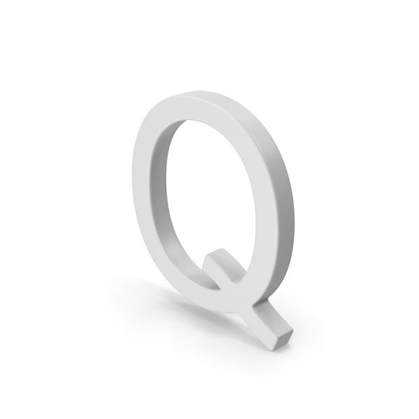 Q Letter PNG & PSD Images