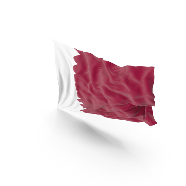 Qatar Flag PNG & PSD Images