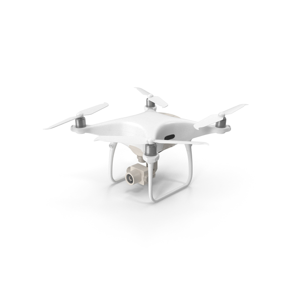 Quadcopter Phantom PNG & PSD Images