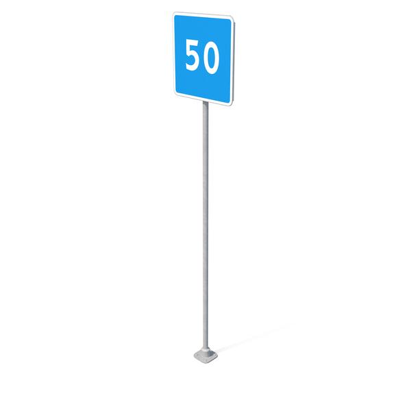 Quadratic Traffic Sign PNG & PSD Images