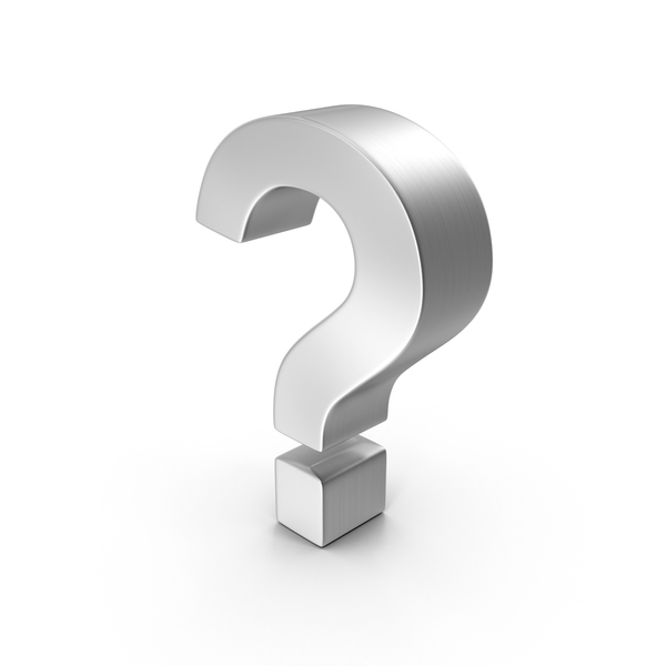 Punctuation: Question Mark PNG & PSD Images