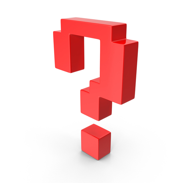 Question Mark Red PNG & PSD Images