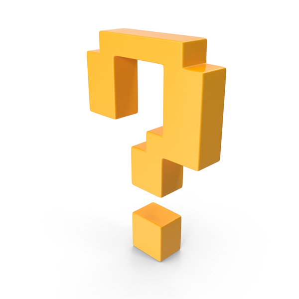 Question Mark Yellow PNG & PSD Images