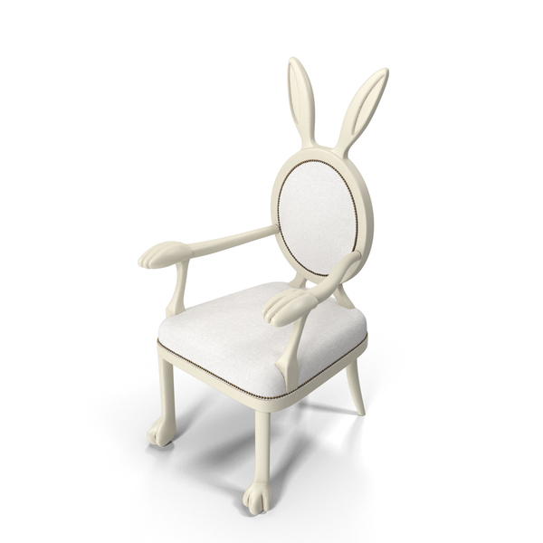 Rabbit Chair PNG & PSD Images