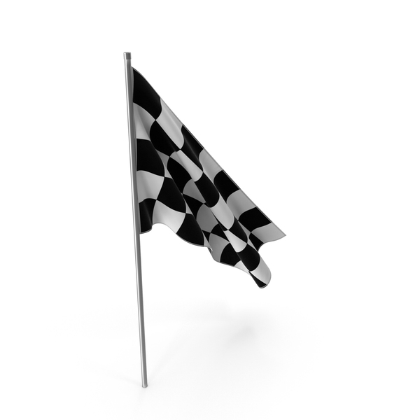 Racing Flag Object