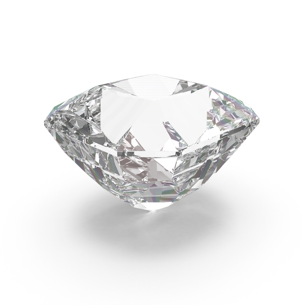 Radiant Cut Diamond PNG & PSD Images
