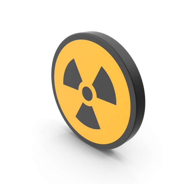 Radiation Hazard Sign PNG & PSD Images
