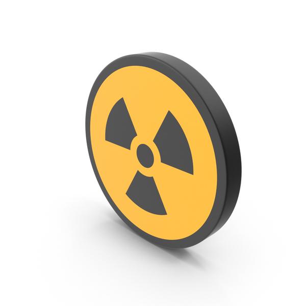 Radioactive Logo: Radiation Hazard Sign PNG & PSD Images