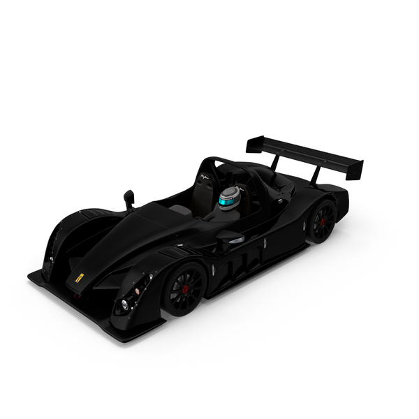 Radical Rapture Sports Car PNG & PSD Images