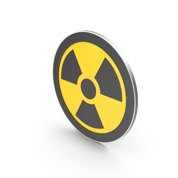 Radioactivity Sign PNG & PSD Images