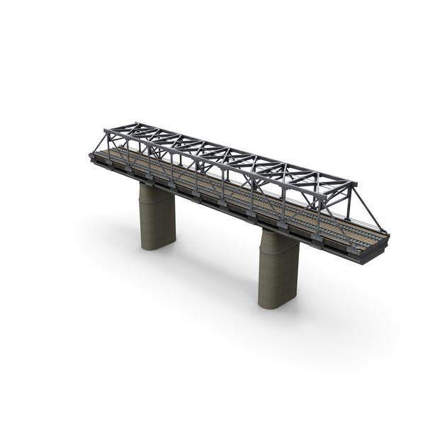 \Railway Bridge PNG & PSD Images