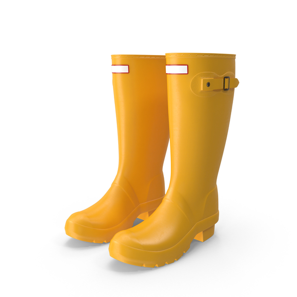 Rain Boots PNG & PSD Images