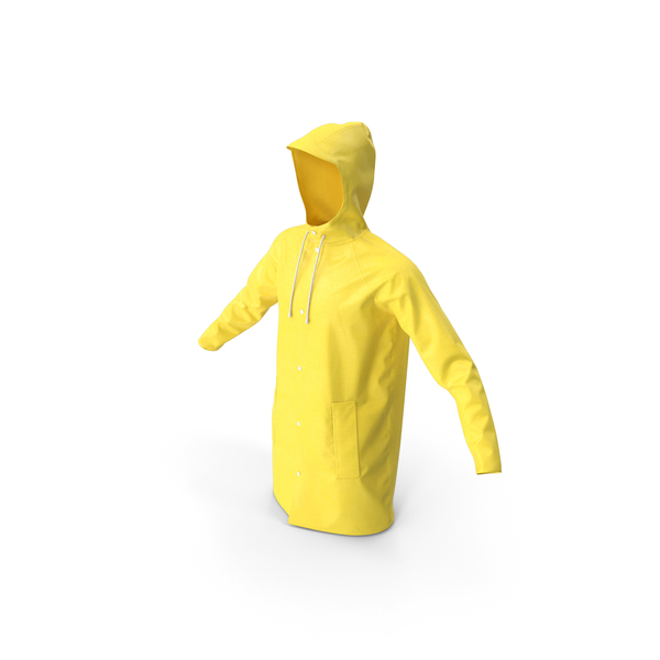 Raincoat Waterproof PNG & PSD Images
