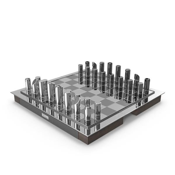 Board: Ralph Lauren Home Sutton Chess Set PNG & PSD Images