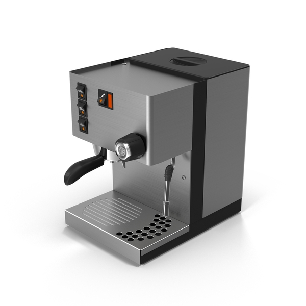 Maker: Rancilio Espresso Machine PNG & PSD Images