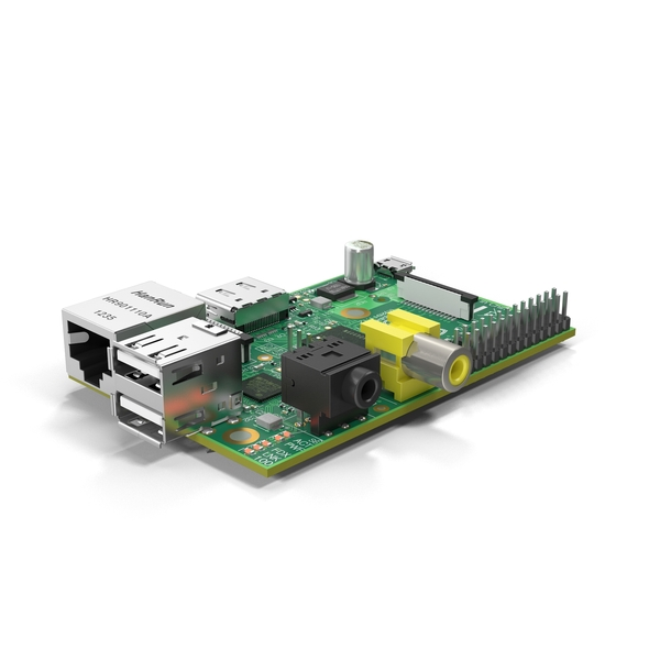 Raspberry Pi Mini PC PNG & PSD Images