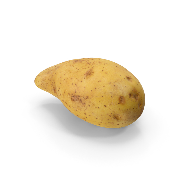 Raw Potato PNG & PSD Images
