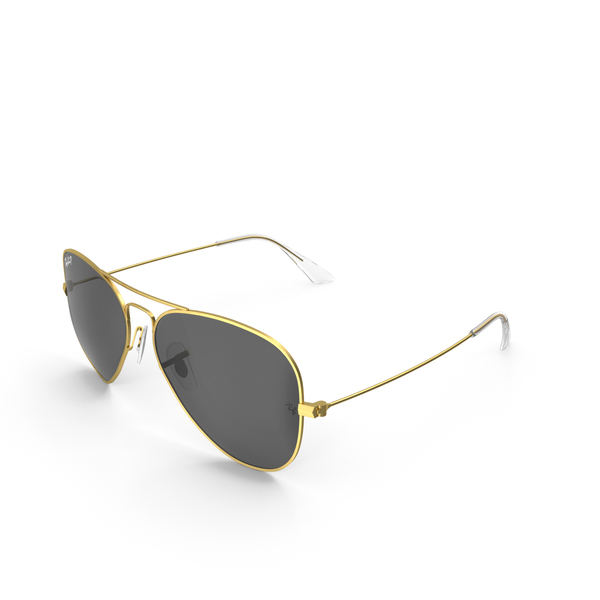 Aviator: Ray Ban Pilot Glasses PNG & PSD Images