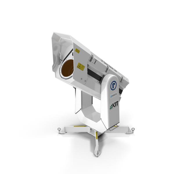 Raymetrics LIDAR Scanner Visor PNG & PSD Images