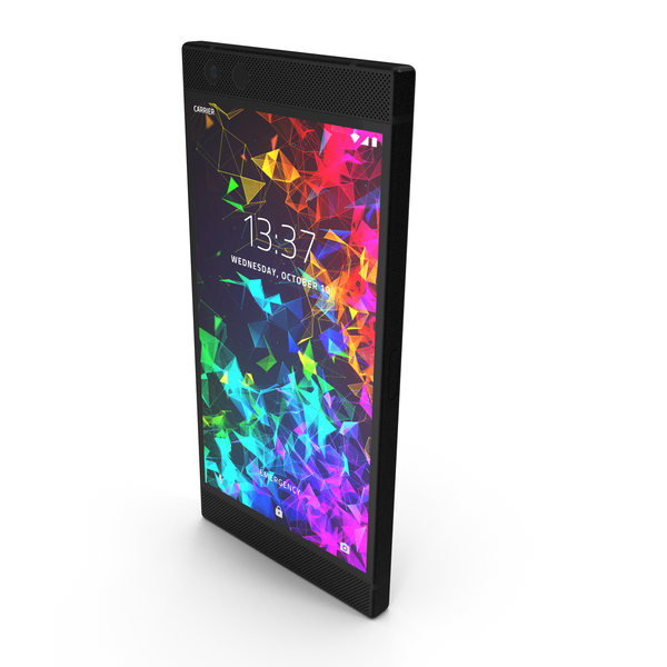 Smartphone: Razer Phone PNG & PSD Images