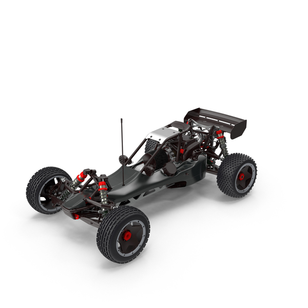 RC Car Object