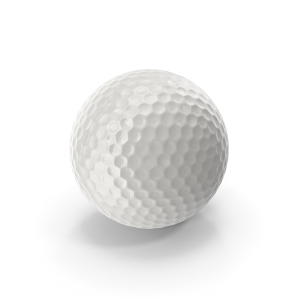 Realistic Golf Ball PNG & PSD Images