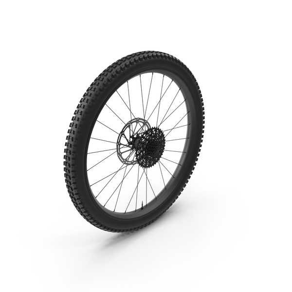 Rear Bike Wheel PNG & PSD Images