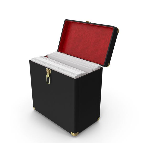 Record Carrying Case PNG & PSD Images