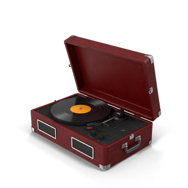 Turntable: Record Player PNG & PSD Images