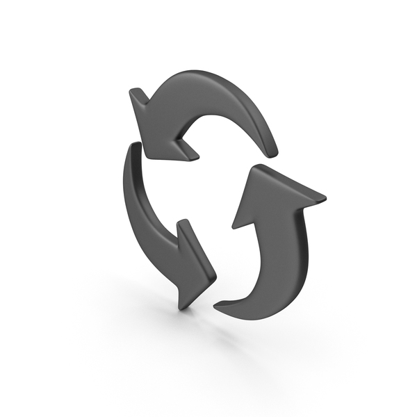 Logo: Recycle Symbol PNG & PSD Images