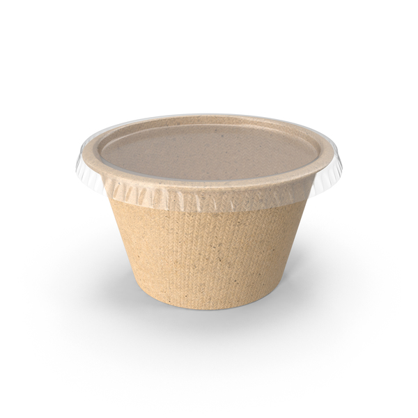 Takeaway: Recycled Food Container PNG & PSD Images