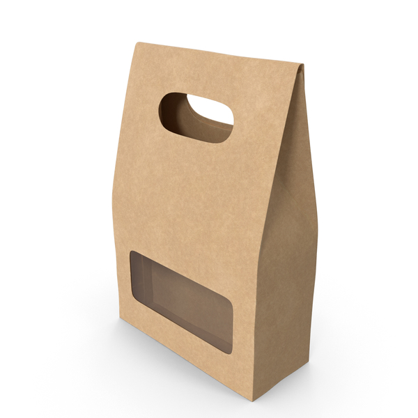 Recycled Paper Bag PNG & PSD Images