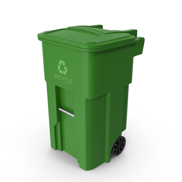 Recycling Can PNG & PSD Images