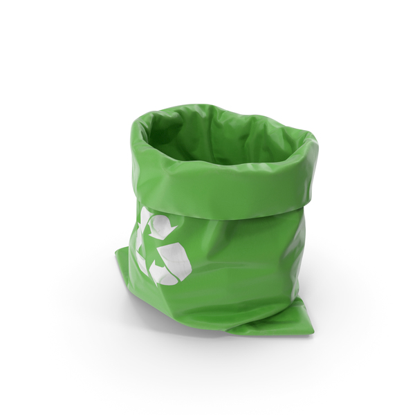 Recycling Garbage Bag PNG & PSD Images
