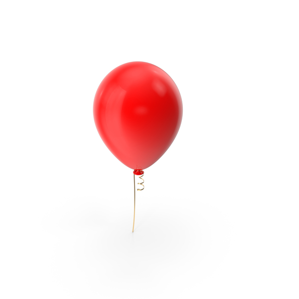 Red Balloon PNG & PSD Images