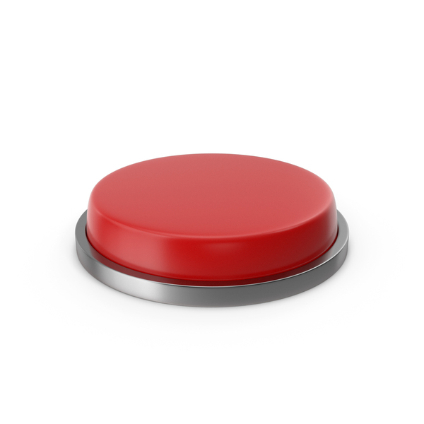 Pushbutton Switch: Red Button PNG & PSD Images