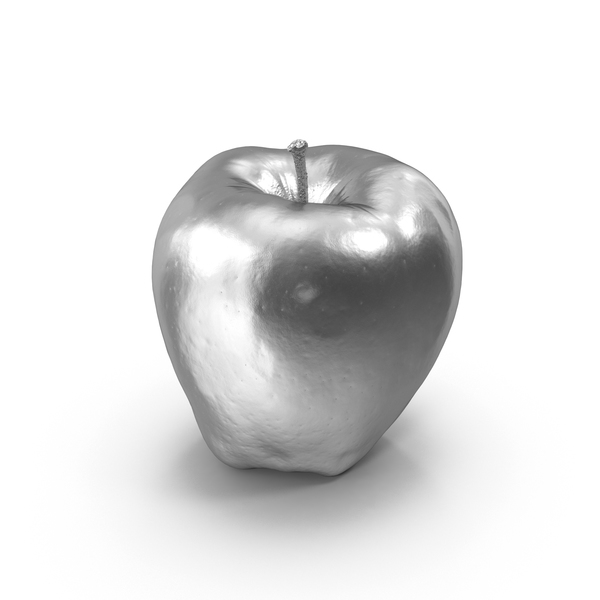Red Chief Apple Silver PNG & PSD Images