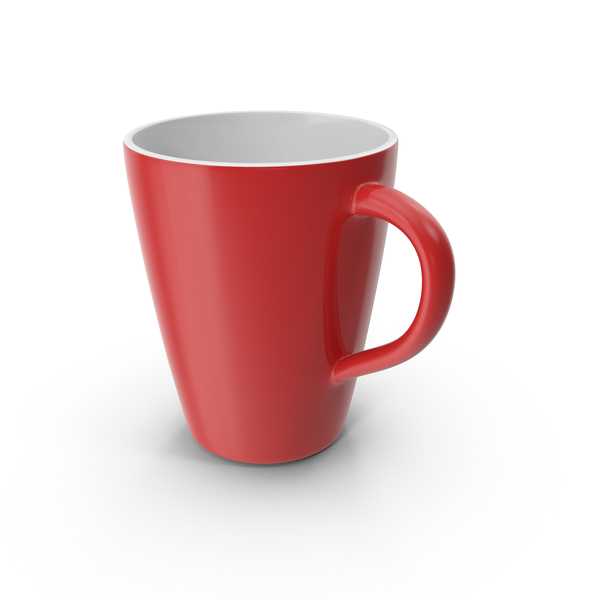 Red Coffee Cup PNG & PSD Images