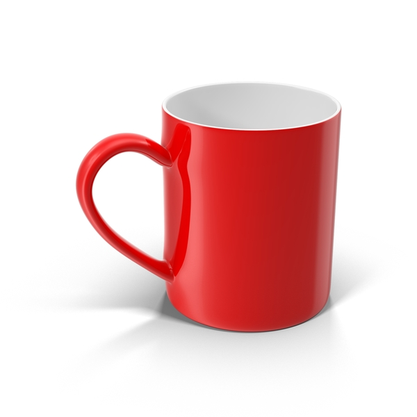 Coffee: Red Cup Object