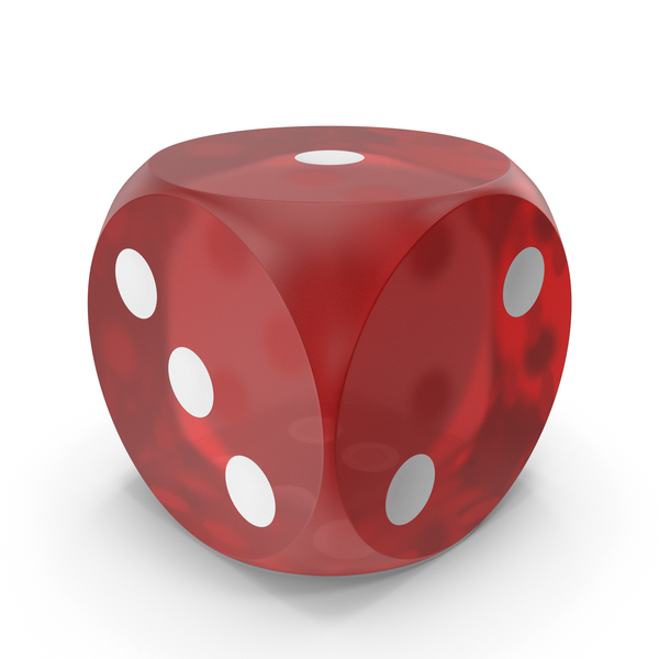 Red Dice Transparent PNG & PSD Images