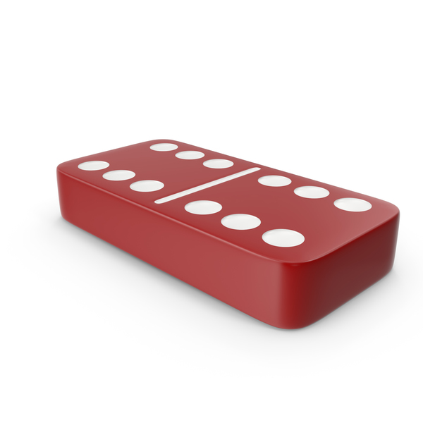 Red Domino PNG & PSD Images